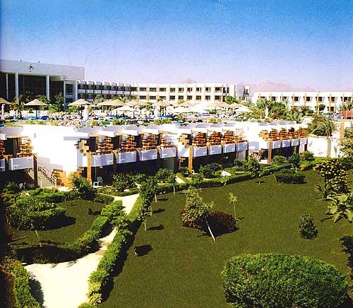 Отель Pyramisa Hotel and Resort Sharm 5* (Пирамиза